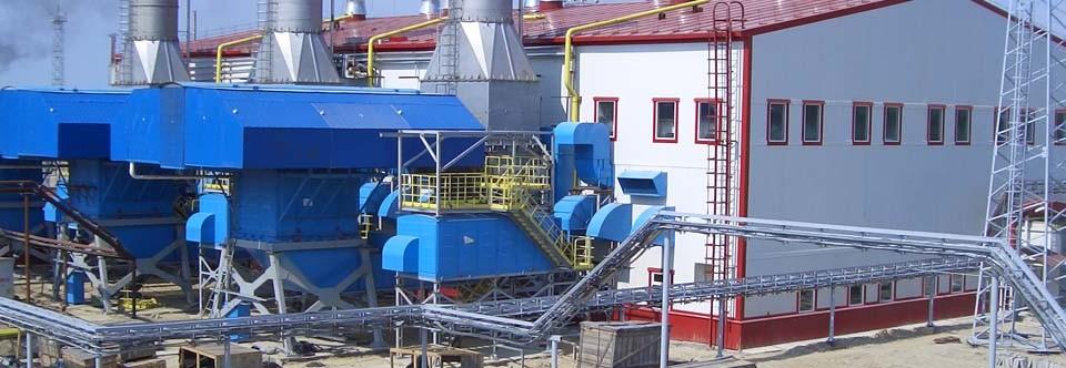 Монтаж оборудования в энергетике